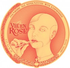 Jester King La Vie en Rose