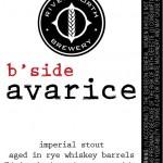 River North B-Side Avarice Release Details