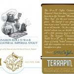 Terrapin Cinnamon Roll'd Wake-n-Bake