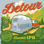 Uinta Detour Double IPA Gets New Look