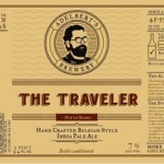 Adelbert's Brewery Announces California Distribution and Release of The Traveler