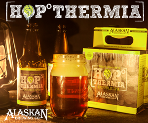 Alaskan Brewing - Hopothermia Double IPA