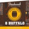 Beachwood 8 Buffalo Imperial Stout