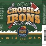 Kannah Creek Brewing Releases Crossed Irons Irish Ale