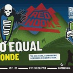 Redhook ECS No Equal Blonde – Collaboration With Emerald City Supporters