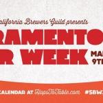 Sacramento Beer Week 2014
