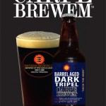 Empyrean Brewing's Barrel Aged Dark Tripel Now Available