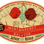 Jester King 2016 Montmorency vs. Balaton Release Info