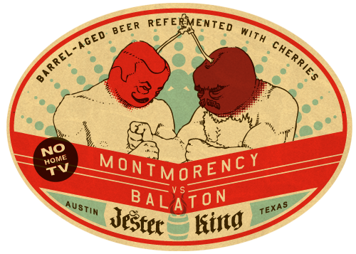 Jester King - Motmorency vs Balaton