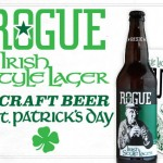 Lighten Up This St. Patrick's Day With Rogue Irish Style Lager