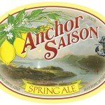 Anchor Brewing Announces The Return of Anchor Saison Spring Ale
