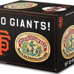 Anchor Brewing Releases Limited Edition Anchor Steam San Francisco Giants 12 Pack