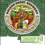 Bolero Snort Brewery Releases Longhop IPA This Friday