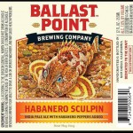 Ballast Point Habanero Sculpin Hits 6 Packs