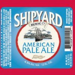 Shipyard American Pale Ale Available Nationwide in April
