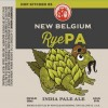 New Belgium Brewing - Hop Kitchen Series RyePA IPA