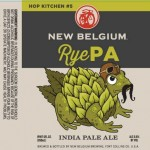 New Belgium Brewing Releases RyePA And Gruit