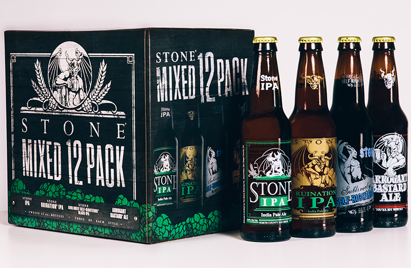 Stone Brewing Co. - Stone Mixed 12 Pack
