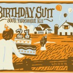 Uinta Brewing Celebrates 21 Years With Birthday Suit Sour Farmhouse Ale