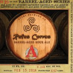 Avery Rufus Corvus Bottle Release April 27, 2014