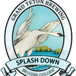 Grand Teton Splash Down Belgian-Style Golden Available May 15th