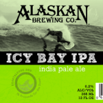 Alaskan Brewing Icy Bay IPA Now Available Year-Round