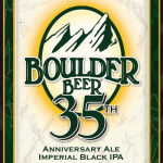 Boulder Beer 35th Anniversary - Imperial Black IPA