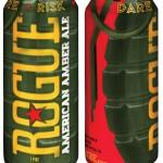 Rogue American Amber Ale 16oz Grenade Cans