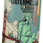 21st Amendment Hell or High Watermelon Wheat is Back!