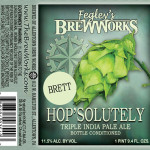 Fegly's Brew Works BRETT Hop'solutely Release Details