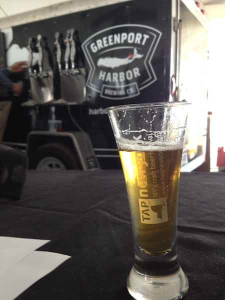 Tap new york craft beer fine food festival 2014 recap for New york craft breweries