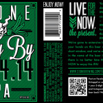 Stone Brewing - Enjoy By 07.04.14 (Label)