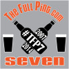 The Full Pint 7th Anniversary Logo