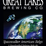 Great Lakes Brewing Introduces New Seasonal Spacewalker American Belgo