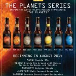 Bell's Brewery Announces The Planets Series