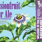 Breakside Brewery PassionFruit Sour Bottle Release TODAY!