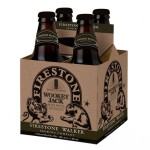 4 Packs Of Firestone Walker Wookey Jack On The Loose