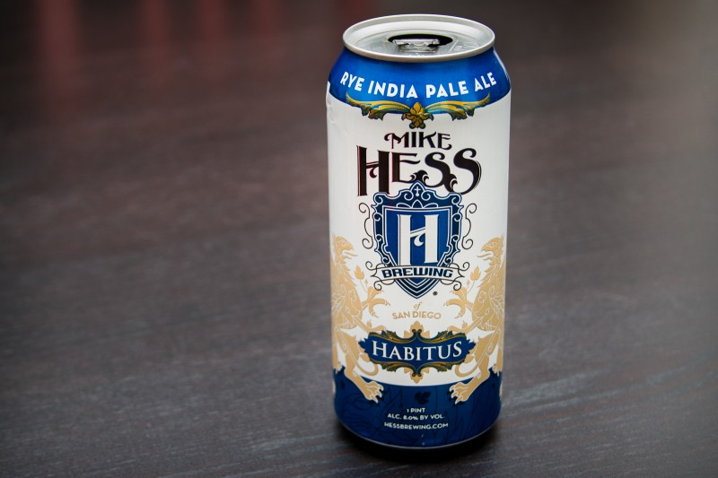 Mike Hess Brewing - Habitus Rye IPA-2