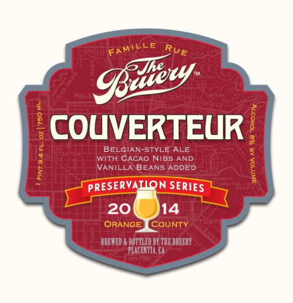 The Bruery Couverteur