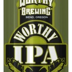 Worthy Brewing Releases New Worthy IPA Can