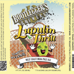 Bootlegger's Brewery Lupulin Thrill IPA Returns