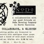 Night Shift & NoDa Brewing – Stop, Collaborate, & Glisten Release