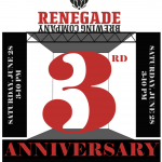 Renegade Brewing 3rd Anniversary Block Party