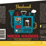 Beachwood Brewing's Mocha Machine Bottle Release 7/29