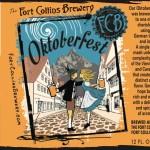 Fort Collins Brewery GABF Gold Winning Oktoberfest Returns