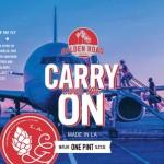 Golden Road Brews Carry On, First Craft Beer Made Exclusively for Airports