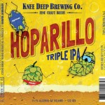 Knee Deep Hoparillo Triple IPA