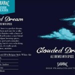 Saranac Introduces Clouded Dream, Part of High Peaks Series