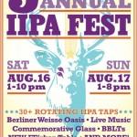 5th Annual Saraveza IIPA Fest