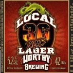 Worthy Brewing Releases Local 36 Red Lager